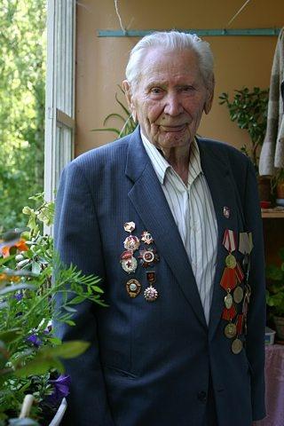 Умер старейший нарвский ветеран Второй мировой войны