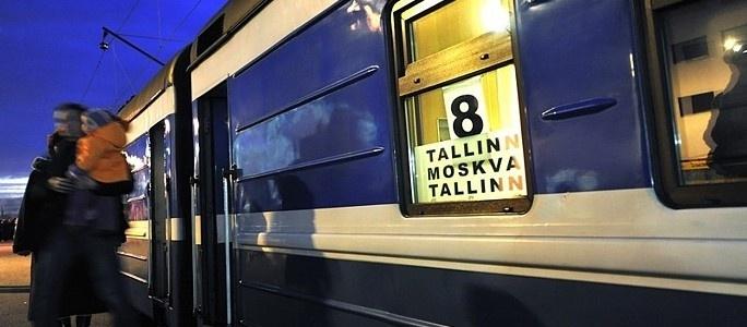 """Таллинн-Москва: """"Поезд дальше не идет!"""""""