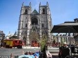 Полиция выяснила, кто поджег собор в Нанте