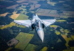 В День восстановления независимости французские истребители пролетят над городами Эстонии