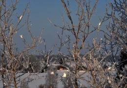 В Нарве зарегистрировали новый температурный рекорд этой зимы