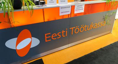 За месяц в Эстонии стало на 2200 безработных больше