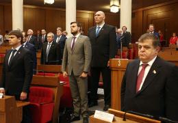 Николай Валуев не поместился в белорусском парламенте