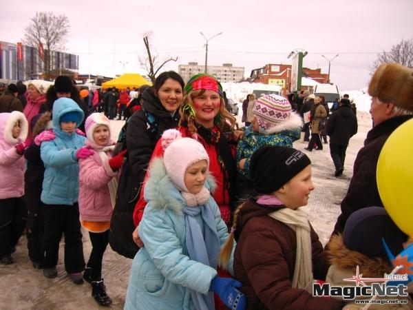 Нарвской городской русской Масленицы опять не будет