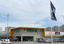 Гипермаркет Prisma в Нарве теперь открыт круглосуточно