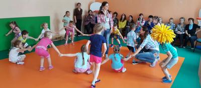 В детсаду преподают иностранные волонтёры
