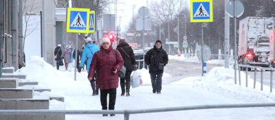 В Нарве осталось чуть больше 60 тысяч жителей