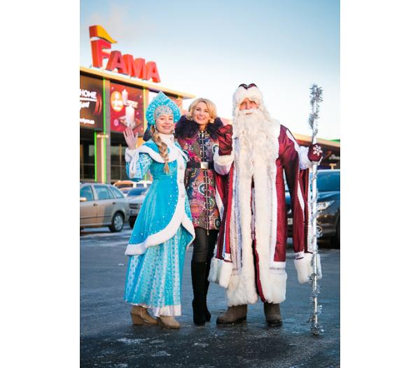 Рождественские Деды будут веселить нарвитян и давать им уроки
