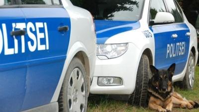 Полиция нашла и задержала 36-летнего Антона по подозрению в совершении ДТП на дороге Нарва - Нарва-Йыэсуу - Хийеметса