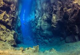 Исландия – место, где расходятся тектонические плиты