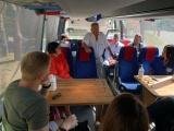 В Нарве и окрестностях с 28 июля будет курсировать вакцинационный автобус