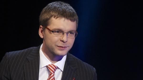Евгений Осиновский намерен стать мэром Нарвы
