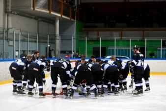 Сборная Эстонии по хоккею крупно проиграла латвийцам - 0:13