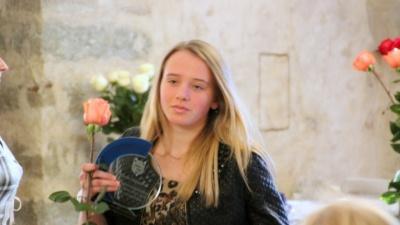 Нарвитянка Влада Степанова стала чемпионкой Европы по сумо