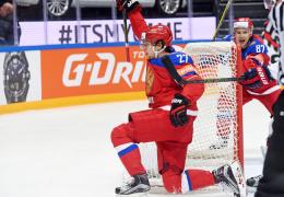 Россия взяла бронзу домашнего чемпионата мира