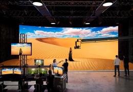Sony представила экраны для создания видеостен при съемке фильмов