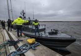 Подводная контрабанда может остаться незамеченной пограничниками