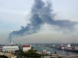 на химическом заводе в Германии произошел взрыв