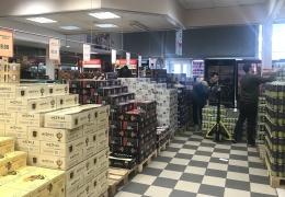 Мэр Валки: приграничная торговля алкоголем после снижения акциза в Эстонии упала незначительно