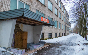 Колледж МВД в Нарве построят на улице Кереса