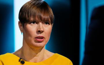 Керсти Кальюлайд: белорусские выборы нельзя назвать свободными и справедливыми