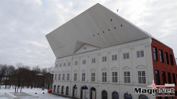 Нарвский колледж станет концертной площадкой