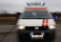 В Нарве в ДТП пострадала 7-летняя девочка