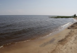 На берегу Чудского озера планируют создать новый центр отдыха