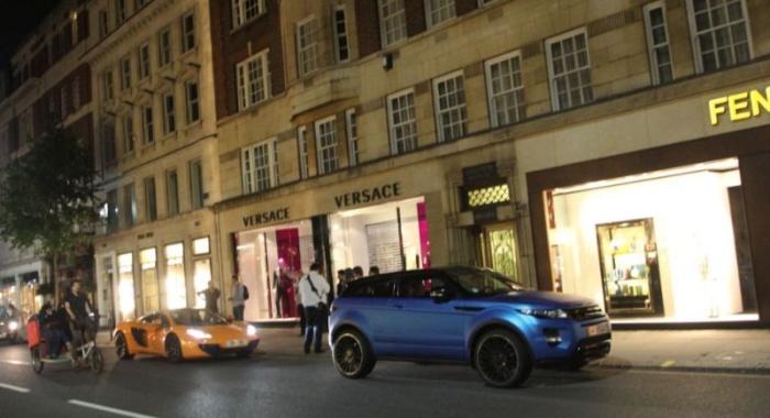 Как отправить в Лондон суперкар из Саудовской Аравии