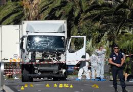 """Испанские спецслужбы указали на """"джихадистский характер"""" теракта в Ницце"""