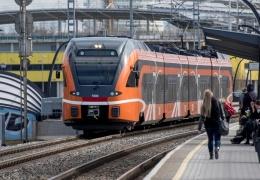 Исследование: по трассе Rail Balticа из Таллинна в Ригу можно будет доехать за 38 евро