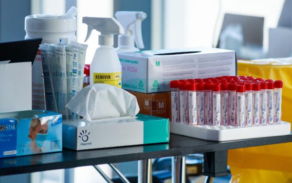 В Эстонии хотят применять более простые и удобные тесты на коронавирус по слюне