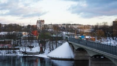 На Ивангородском пункте пропуска в Россию не пустили 8 кг сосисок