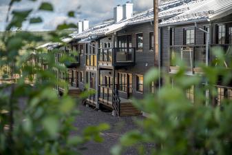 В Нарве фирма-производитель модульных домов прекращает деятельность: сократят свыше 100 человек