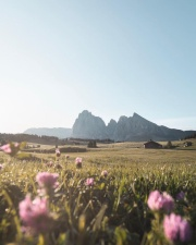 Захватывающие горные пейзажи Андреа Тура