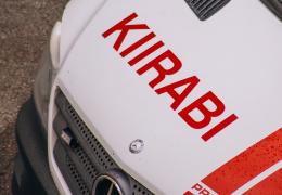 В Нарве 14-летний велосипедист попал под машину