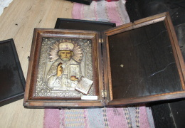 В Нарвской художественной галерее проходит масштабная акция по спасению православных икон