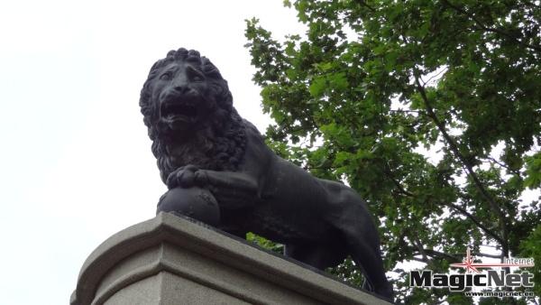 Нарва ищет изготовителя скульптурных фигур львов