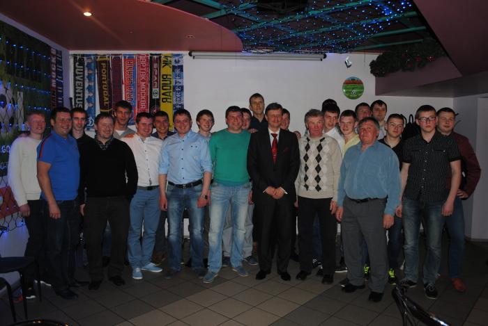 Хоккеисты PSK закрыли серебряный сезон и начали готовиться к 75-летию нарвского хоккея