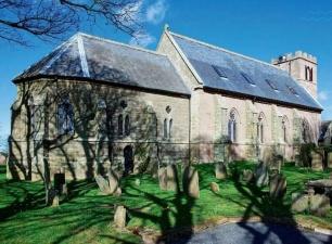 Заброшенную церковь 18-го века превратили в уютный дом