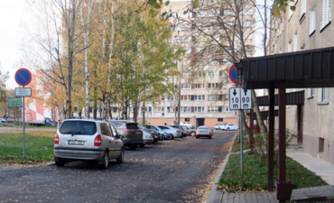 В 2018 году в Нарве отремонтировали 11 внутриквартальных дорог