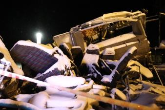 Глава СК Бастрыкин поручил передать в Москву дело о ДТП в ХМАО, унесшем жизни 12 человек