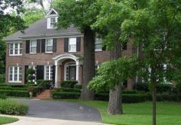 Известный дом из фильма «Один Дома». Как он выглядит сегодня?
