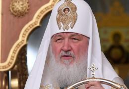 Патриарх Кирилл совершил панихиду по погибшим в Кемерово